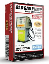 AK OLD GAS PUMP SINGLE NOSE / TYPE B