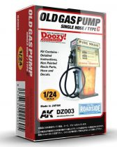 AK OLD GAS PUMP SINGLE NOSE / TYPE C