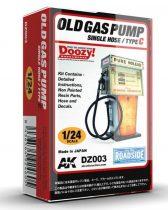 AK OLD GAS PUMP SINGLE NOSE / TYPE C