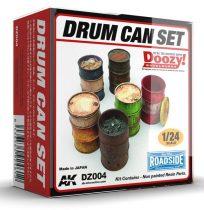AK Drum Can set