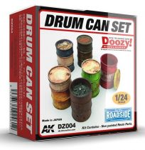 AK Drum Can set