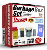 AK GARBAGE BOX SET