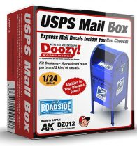 AK USPS MAIL BOX