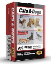 AK CATS & DOGS