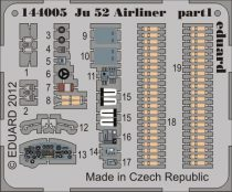 Eduard Ju 52 airliner 1/144 (Eduard)
