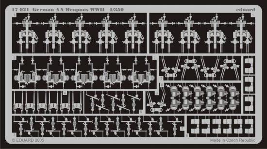 Eduard German AA Weapons WWII