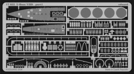 Eduard U-Boat VIID (Revell)