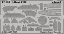 Eduard U-Boat VIIC (Revell)