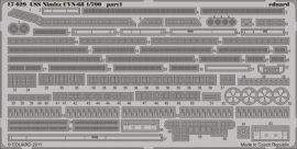 Eduard USS Nimitz CVN-68 (Trumpeter)
