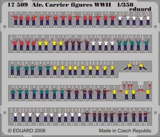 Eduard Air.Carrier Figures WWII