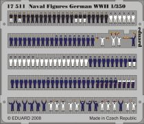 Eduard Naval Figures German WWII
