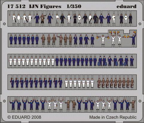 Eduard IJN Figures