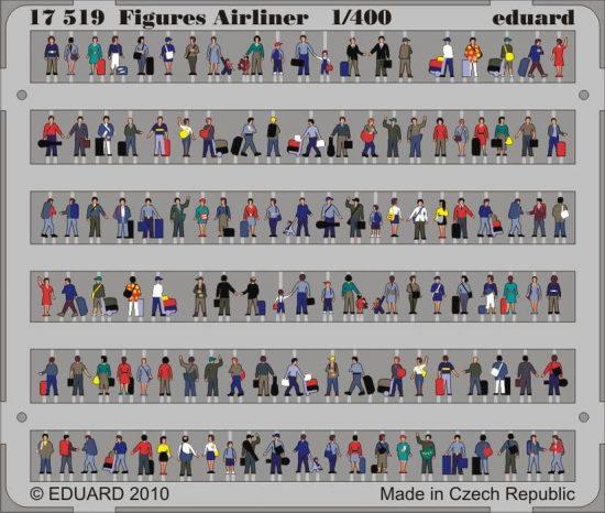 Eduard Figures Airliner