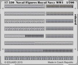 Eduard Naval Figures Royal Navy