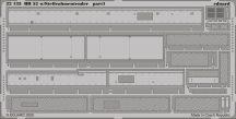 Eduard BR 52 w/Steifrahmentender p. 2 (Hobby Boss)