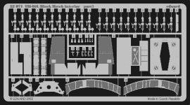 Eduard UH-60L interior (Academy)