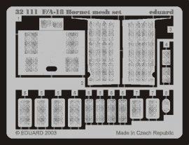 Eduard F-18 mesh set (Academy)