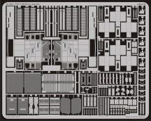 Eduard F6F-3 gun bay (Trumpeter)
