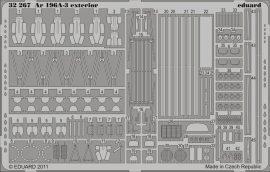 Eduard Ar 196A-3 exterior (Revell)
