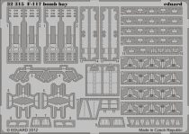 Eduard F-117 bomb bay (Trumpeter)