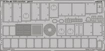 Eduard He 219 exterior (Revell)