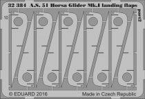 Eduard A.S. 51 Horsa Glider Mk.I landing flaps (Bronco)
