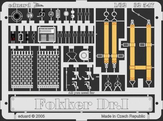 Eduard Fokker Dr.I (Roden)