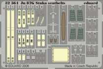 Eduard Ju 87 Stuka seatbelts (Hasegawa)