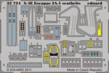 Eduard A-4E Escapac IA-1 seatbelts (Trumpeter)