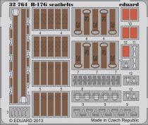 Eduard B-17G seatbelts (Hong Kong Models)