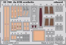 Eduard Ju 87R seatbelts (Trumpeter)