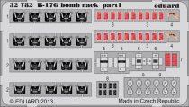 Eduard B-17G bomb rack (Hong Kong Models)