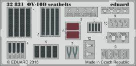 Eduard OV-10D seatbelts (Kitty Hawk)