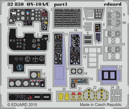 Eduard OV-10A/C (Kitty Hawk)