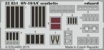 Eduard OV-10A/C seatbelts (Kitty Hawk)