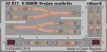 Eduard T-28B/D Trojan seatbelts (Kitty Hawk)