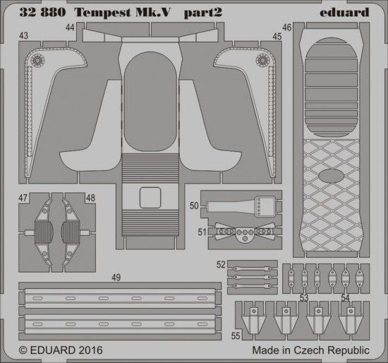 Eduard Tempest Mk. V (Special Hobby)