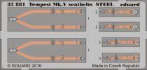 Eduard Tempest Mk. V seatbelts STEEL (Special Hobby)