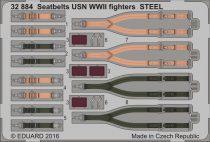Eduard Seatbelts USN WWII fighters STEEL