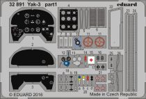 Eduard Yak-3 (Special Hobby)