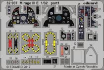 Eduard Mirage III E (Italeri)