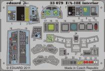Eduard F/A-18E interior S.A. (Trumpeter)