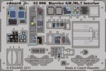 Eduard Harrier GR.Mk.7 interior S.A. (Trumpeter)