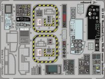 Eduard Lynx Mk.88 sonar interior S.A. (Revell)