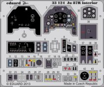 Eduard Ju 87R interior S.A. (Trumpeter)