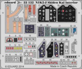 Eduard N1K2-J Shiden Kai interior S.A. (Hasegawa)