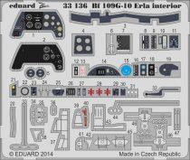 Eduard Bf 109G-10 Erla interior S.A. (Revell)