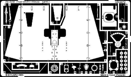 Eduard Flak 36/37 88mm (Tamiya)