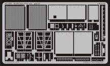 Eduard M-26 DWag. interior (Tamiya)