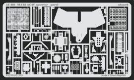Eduard M-113 ACAV exterior (Tamiya)